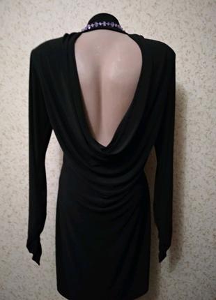 Платье женское нарядное миди