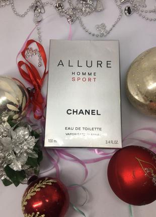 Chanel Allure Homme Sport 100мл оригинальные Парфюмерия ОПТОМ