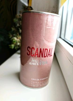 Женский парфюм Jean Paul Gaultier SCANDAL 80мл