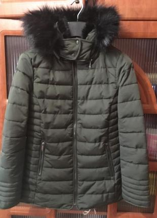 Зимняя куртка размер s.