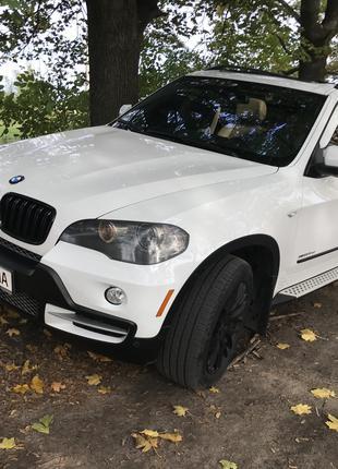 BMW X5 e70 twinturbo