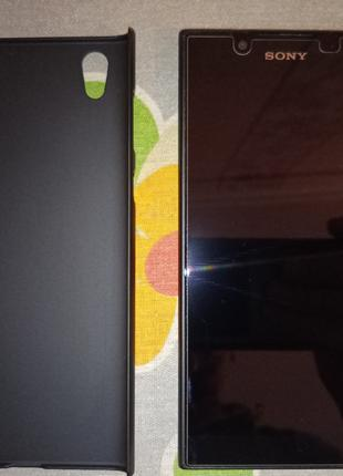 Смартфон телефон Sony Xperia L1 Dual G3312 Black
