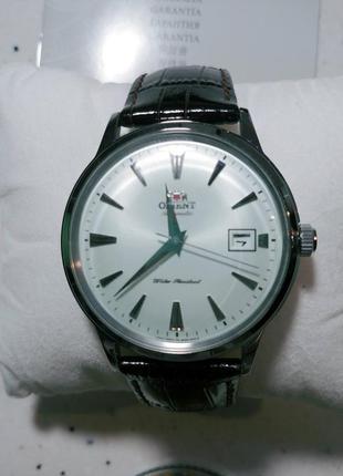 Orient 2nd Gen (Japan) Новые механические часы