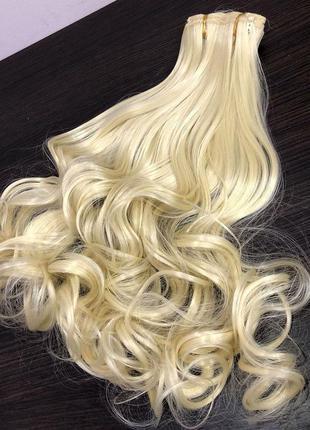 Набор тресс блондин