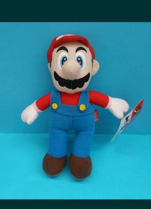 Марио,герой игры супер марио, Super Mario