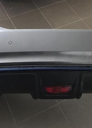Бампер задний Nissan Leaf 2018