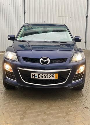 Mazda CX-7 Exclusive Line BOSE 4WD