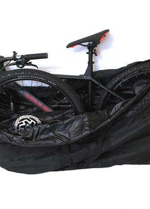 """Велосипедный чехол G-Protect TopCover 24""""-29"""" черный"""
