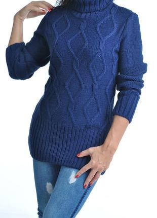 Туники-свитера из шерсти, новое поступление. зимняя коллекция,...