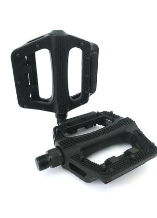 """Педали велосипедные FPD NW-284 9/16"""" пластиковые черные"""