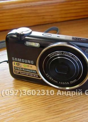 Смарт фотоаппарат Samsung ST80 (сенсорний екран, 14Mp, Wi-Fi)