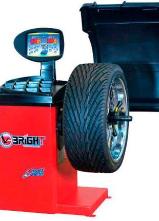 Балансировочный станок (вес колеса 70кг) BRIGHT