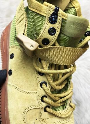 Nike air force special field. мужские демисезонные кроссовки найк