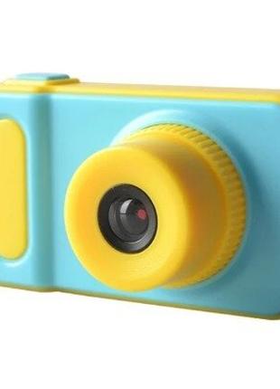 Детский цифровой фотоаппарат с экраном Smart Kids Camera V7