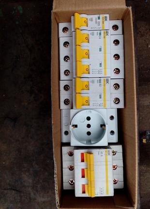 Автоматический  Выключатель ВА47-29