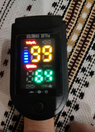 Пульсометр пульсоксиметр FYP23880