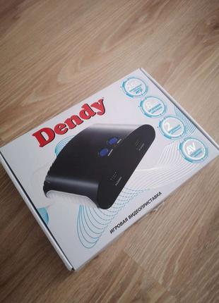 Игровая приставка Денди, Dendy Х 255 игр уже внутри !