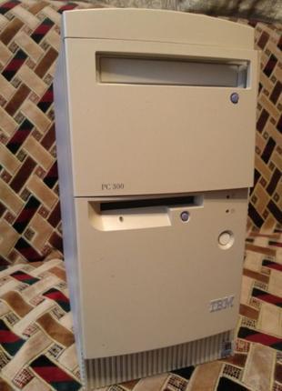 Компьютер IBM PC 300 6345 Intel Pentium III 667MHz 192MB 10GB ...