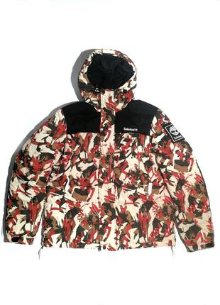 Куртка timberland archive camo