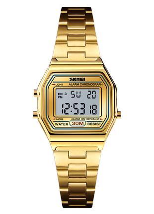 Женские часы  Skmei 1415 old-school mini 3 цвета (quartz)