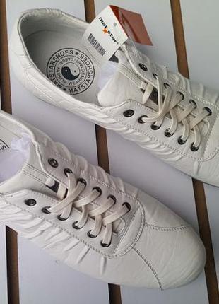 Мужские туфли-кроссовки фирмы mat star115