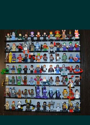 Lego Super Heroes Фигурки Marvel