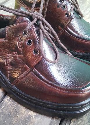 Детские туфли натуральная кожа п27