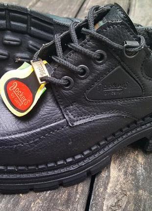 Детские ботинки натуральная кожа п17
