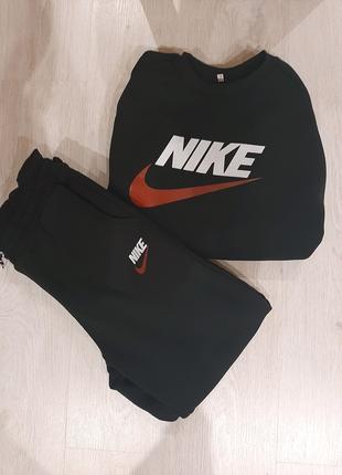 Утепленный костюм На Флисе Nike