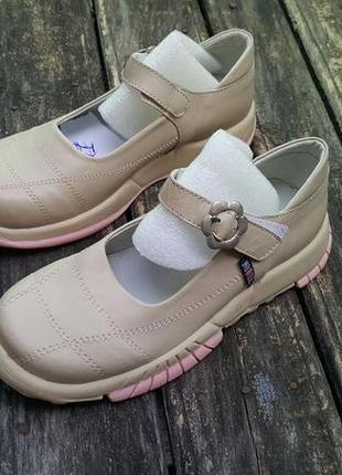 Детские туфли *noble* (фабрика) / для девочек   (р-ры 31; 34;3...