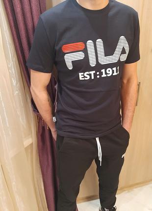 Мужская футболка Fila