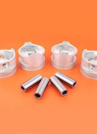 Lifan 520lf479q1-1004012aПоршень с пальцем STD (ком-кт 4 шт)