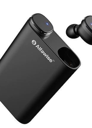 Беспроводные Bluetooth наушники Alfawise с зарядной док-станцией