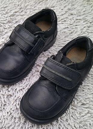 Детские туфли next натуральная кожа