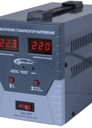 Стабилизатор напряжения  GDX - 1000