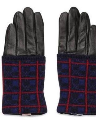 Кожаные перчатки chakka becksondergaard