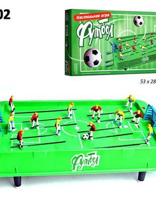 Футбольная настольная игра для двоих PLAY SMART 0702 54*6*29
