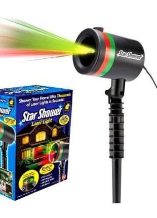 Лазерный проектор для украшения домов или комнаты NBZ Star Shower