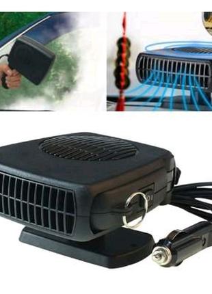 Автомобильный керамический обогреватель салона от прикуривателя (