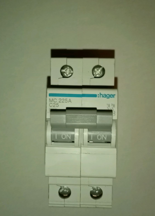 Автоматический выключатель Hager