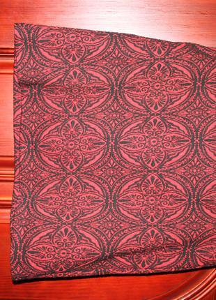 Трикотажная юбка 14, 42 евроразмер от marks&spencer, англия