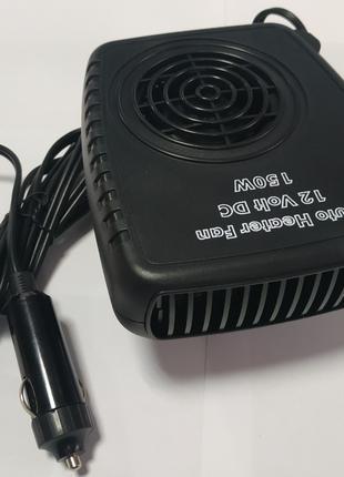Тепловентилятор Автомобильный обогреватель YF-125 12V FAN Heater