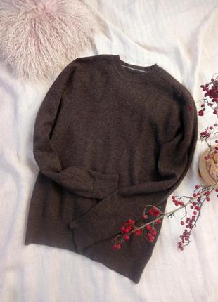100% шерсть свитер