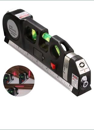 Лазерний рівень уровень релетка дальномір fixit laser level pro 3