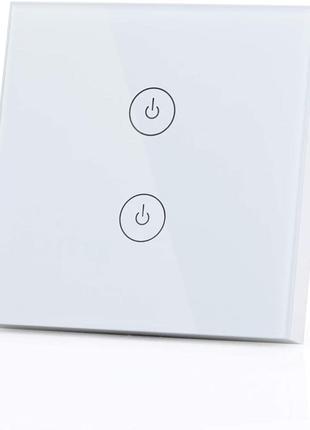 Умный выключатель WI-FI MSS520H Alexa, Google Assistant