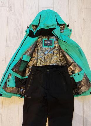 Горнолыжный костюм, куртка и штаны горнолыжные freever