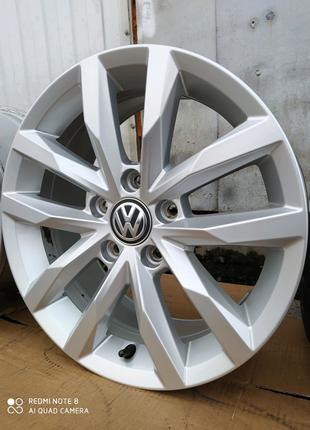 Диски литые Volkswagen Passat VW Touran Caddy Skoda R16(5*112)