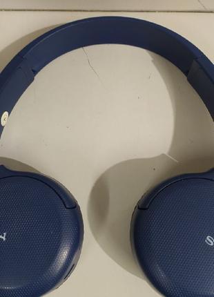 Наушники Sony WH-CH510 (Blue)