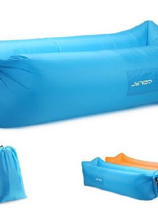 Надувной диван JSVER с портативным пакетом для путешествий