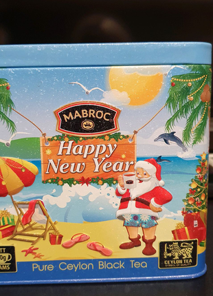 """Чай """"МАБРОК"""" """"Санта на отдыхе"""""""
